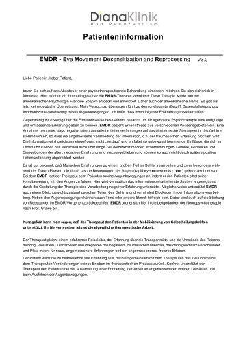 Patienteninformation - michaelhase.eu