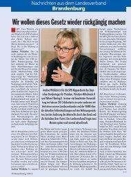 Wir wollen dieses Gesetz wieder rückgängig machen - Deutscher ...