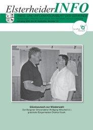 TAXI- & BUSBETRIEB KAISER GbR - Gemeinde Elsterheide