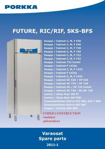 FUTURE, RIC/RIF, SKS-BFS - Porkka