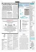 nro 31 2009 - Pudasjärvi-lehti ja VKK-Media Oy - Page 2