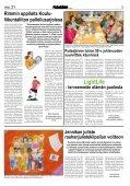 nro 31 2009 - Pudasjärvi-lehti ja VKK-Media Oy - Page 5