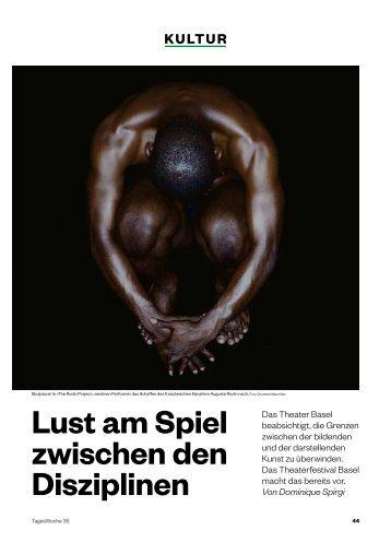 Artikel vom 31.08.2012 (pdf) - Medienbüro Dominique Spirgi