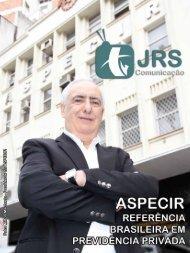F oto: Milton Mac hado - Presidente da ASPECIR - JRS Comunicação