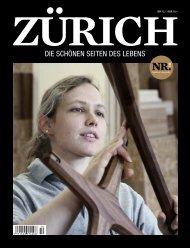 Magazin Zürich Nr. 10 - Ueli Knecht