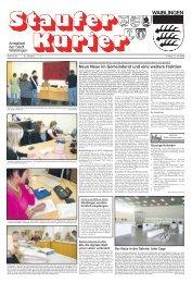 Neun Neue im Gemeinderat und eine weitere ... - Stadt Waiblingen