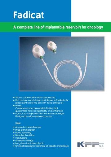Fadicat - Implantable Reservoir
