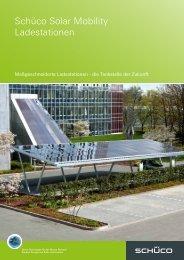 Poduktdatenblatt Solar Mobility Ladestationen - stroh-fabrik