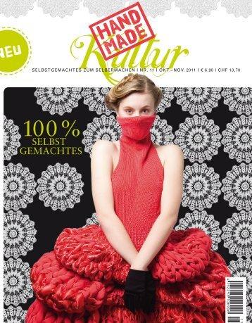 Magazin Download - Handmade Kultur