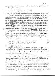 3. Classical projections of quantum mechanics