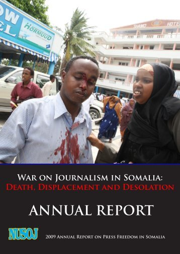 2009 Annual Report on Press Freedom in Somalia