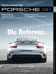 Download PDF. - Porsche Zentrum Zug
