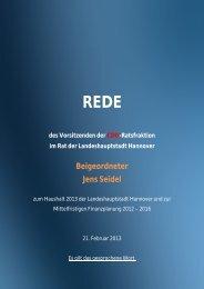 Lesen - CDU-Ratsfraktion Hannover