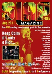 Keep Calm it's only a Riot... - Slap Mag