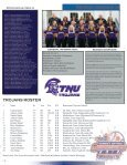 lancers roster - Bluefield College - Page 7