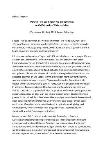 Vortrag_Bert Fragner_22.04.2013.pdf - Kepler Salon