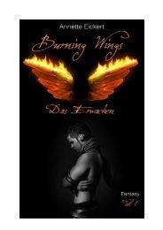 Leseprobe Burning Wings - Das Erwachen Annette Eickert