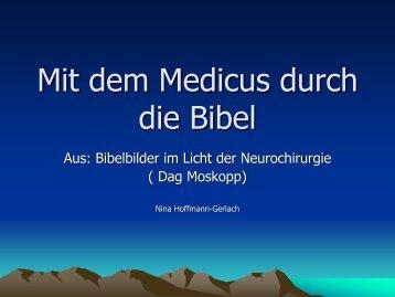 Medicus und die Bibel