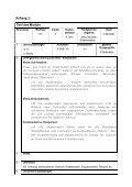 Module und Veranstaltungen Hochschule und Studiengang ... - Page 6