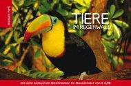 TIERE IM REGENWALD – Markenedition der ... - Peter Sehnal