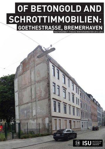 of betongold and schrottimmobilien - arch.tu-braunschweig.de