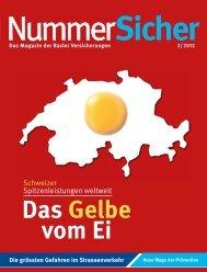 Schweizer Spitzenleistungen weltweit - NummerSicher