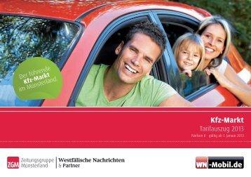 Kfz-Markt -Mobil.de - Westfälische Nachrichten