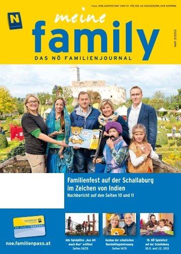 family - Familienpass