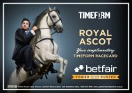 royal ascot - Betfair
