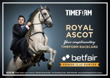 royal ascot - Betfair