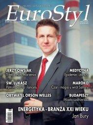 Jan Bury - EUROSTYL Nowe Spojrzenie