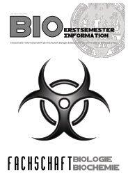 06 Esi-Info - Fachschaft Biologie & Biochemie - Universität zu Köln