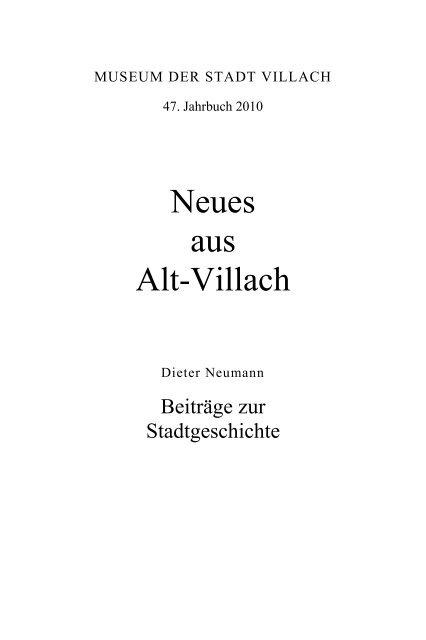 Villachs Siegel und Wappen