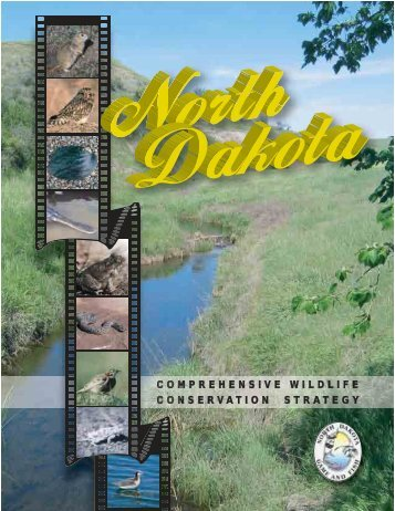 north dakota comprehensive wildlife conservation strategy