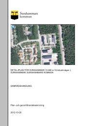 SAMRÅD, Dp Industrivägen, Planhandling, okt 2012.pdf