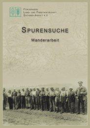 Dokumentation – Wanderarbeit - Förderwerk Land- und ...
