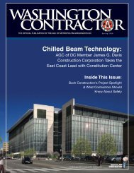Chilled Beam Technology - Associated General Contractors of ...
