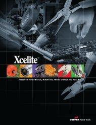 Xcelite® Catalog - Cooper Hand Tools