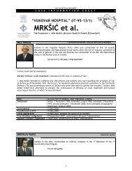 Pros. v. M. Mrkšić et al.: Case Information Sheet - The Hague Justice ...
