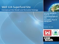 Well 12A Superfund Site - NARPM 2012