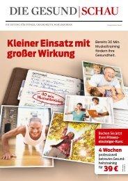für 39 € Mehr da - Vital-Fitness Haldensleben