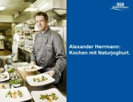 Download Rezeptkarten - Molkerei Weihenstephan