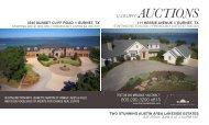 Brochure - Premiere Estates Auction Company