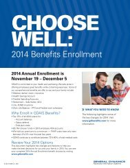 Annual Enrollment Booklet and 2014 Premiums - employee benefits ...