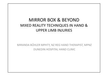Talk Miranda Bühler - HCI
