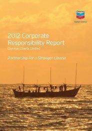 Read the Report - Chevron
