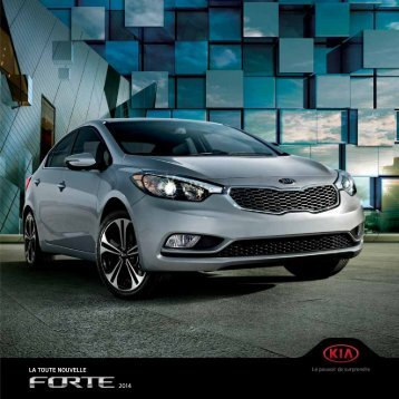 Brochure PDF Forte - Ville-Marie Kia Montréal