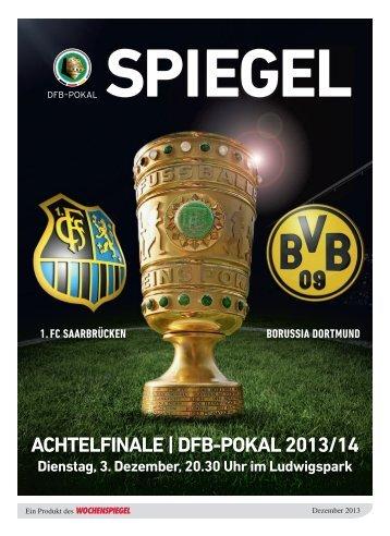 Spiegel - 1. FC Saarbrücken