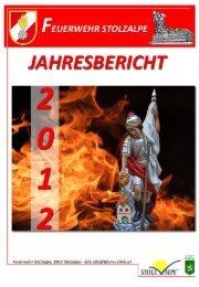 Jahresbericht 2012 - LKH Stolzalpe