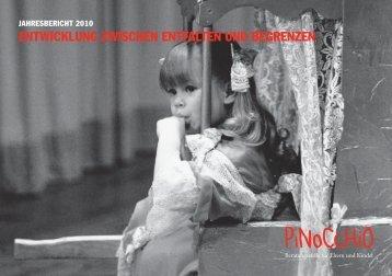 Jahresbericht 2010 - Pinocchio